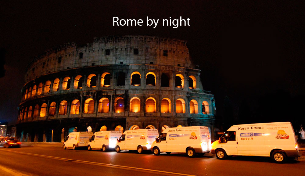 armec-at-rome-by-night