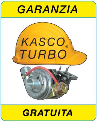 Garanzia Kasco Turbo