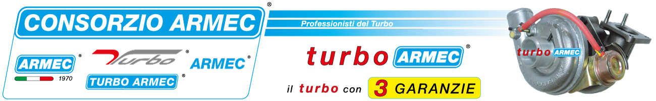 TURBO ARMEC Logo